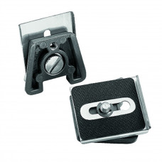 Штативная площадка Manfrotto 384PLARCH-14, ARC.PLATE FOR 384 WITH 1/4SCR, арт.384PLARCH-14