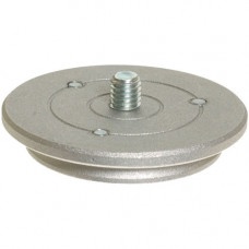 Площадка Manfrotto 400PL-LOW Quick Release Plate (13mm) for 400 Deluxe Geared Head, арт.400PL-LOW