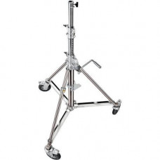 Стойка Avenger B6029X 9.5' Wind Up Stand 29 with Low Base and Braked Wheels, арт.B6029X