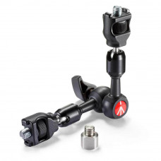 Держатель шарнирный Manfrotto 244MICRO-AR 5.9 Arm w 3/8 Anti-Rotation Attchmt Both Ends + 3/8'' Incl, арт.244MICRO-AR