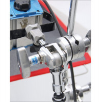 KCP-230 2.5 Grip Head with a Swivel 16 mm Baby Spigot