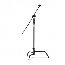"Си-стенд с грипом Kupo CT-40MKB Master C-Stand w/Turtle Base Kit (Stand, 2.5"" Grip Head & 40"" Grip Arm) - Black, арт.CT-40MKB"