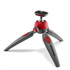 Настольный штатив Manfrotto MTPIXIEVO-RD Pixi Evo 2 Section Mini Tripod Red, арт.MTPIXIEVO-RD
