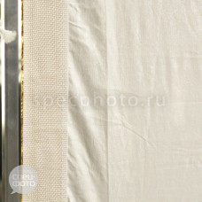 Текстильное полотно LA Rag House 6' x 6' Gold Lame, арт.66GL