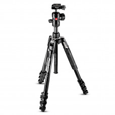 Штатив с шаровой головкой Manfrotto MKBFRLA4BK-BH Befree Advanced Aluminum Travel Tripod, арт.MKBFRLA4BK-BH