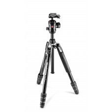 Штатив с шаровой головкой Manfrotto Befree GT Aluminum Tripod twist lock, ball head, арт.MKBFRTA4GT-BH