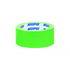 KUPO GT-515GN Gaffa Tape Green 48mm*13,72m Скотч зеленый, арт.GT-515GN