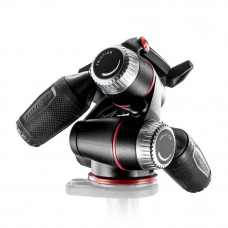 3-осная штативная головка Manfrotto MHXPRO-3W 3-Way Head with retractable levers & friction controls, арт.MHXPRO-3W